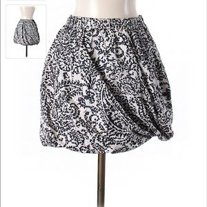 J. Crew mini skirt size XS